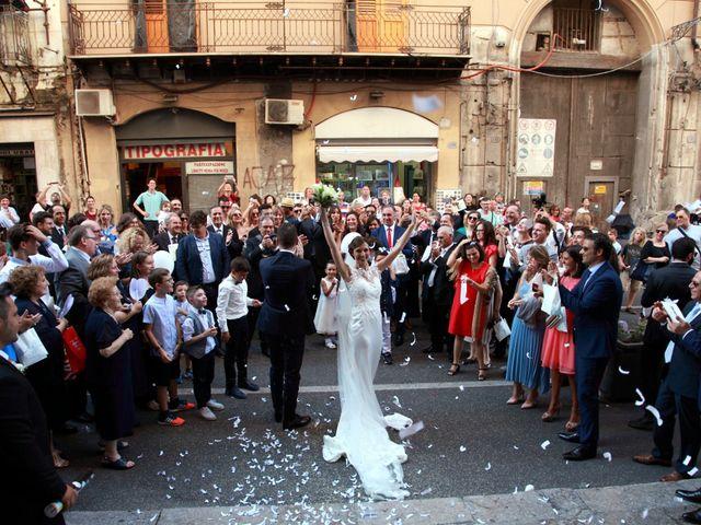 Il matrimonio di Gabriele e Anna a Castellammare del Golfo, Trapani 24