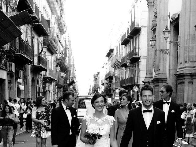 Il matrimonio di Gabriele e Anna a Castellammare del Golfo, Trapani 25