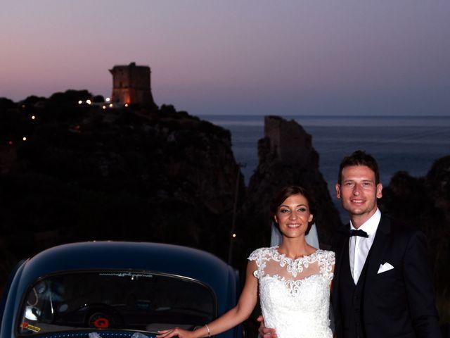 Il matrimonio di Gabriele e Anna a Castellammare del Golfo, Trapani 33