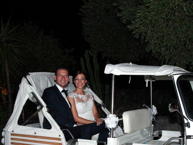 Il matrimonio di Gabriele e Anna a Castellammare del Golfo, Trapani 39