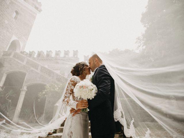 le nozze di Marialuigia e Armando