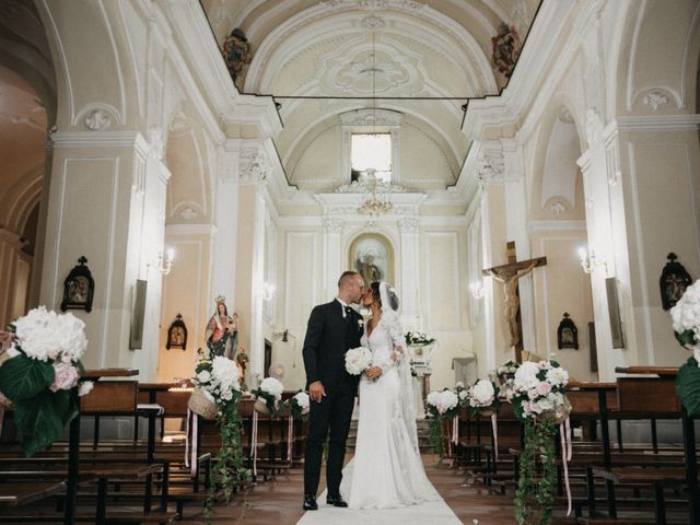 Il matrimonio di Armando e Marialuigia a Melizzano, Benevento 45