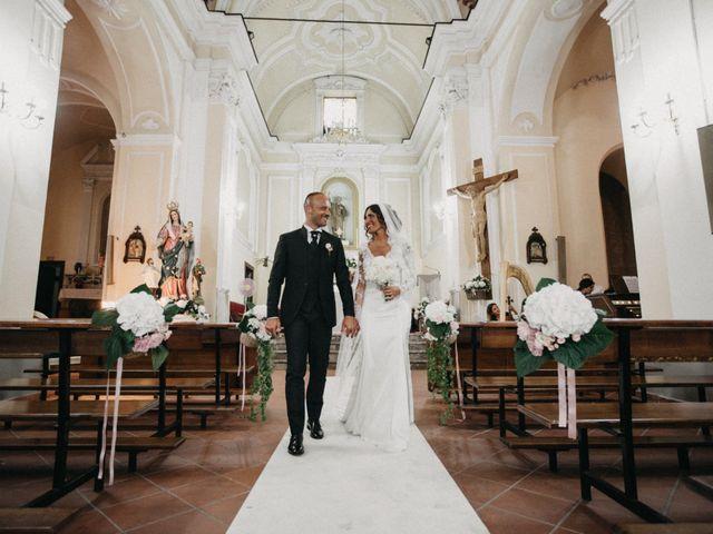 Il matrimonio di Armando e Marialuigia a Melizzano, Benevento 47