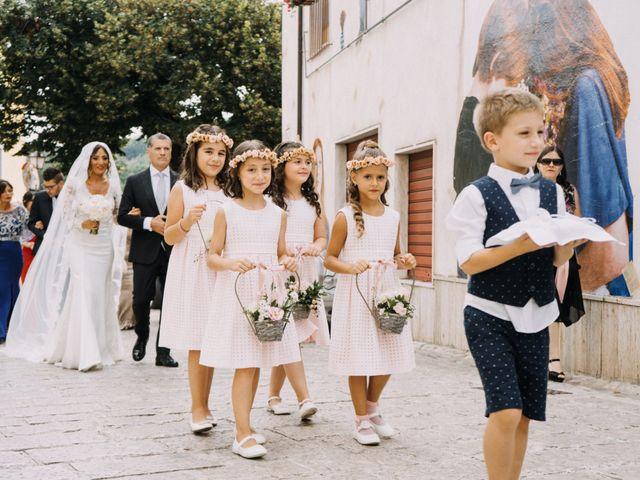 Il matrimonio di Armando e Marialuigia a Melizzano, Benevento 54