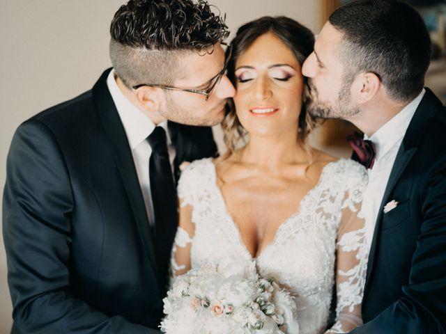 Il matrimonio di Armando e Marialuigia a Melizzano, Benevento 55