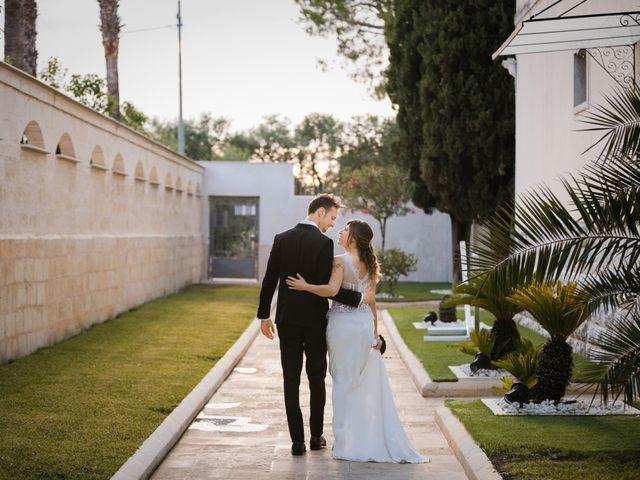 Il matrimonio di Enrico e Simonetta a Trani, Bari 7