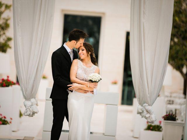 Il matrimonio di Enrico e Simonetta a Trani, Bari 1
