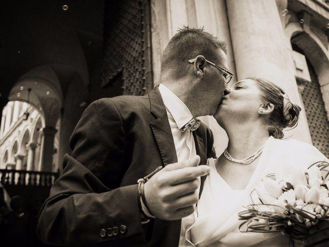 Il matrimonio di Francesco e Silvia a Genova, Genova 1