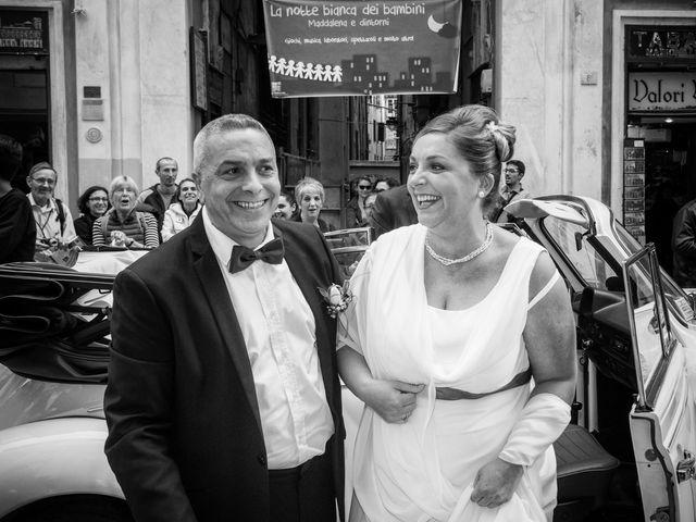Il matrimonio di Francesco e Silvia a Genova, Genova 5