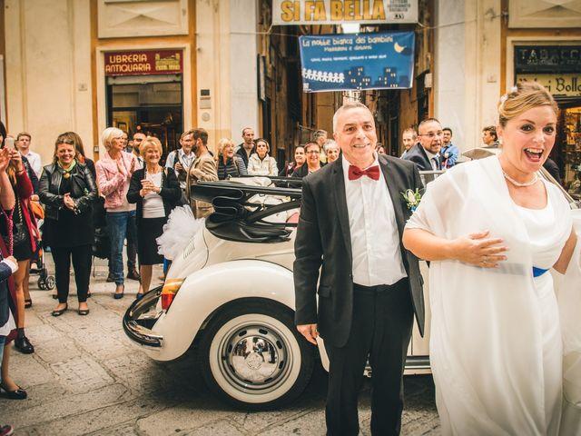 Il matrimonio di Francesco e Silvia a Genova, Genova 6
