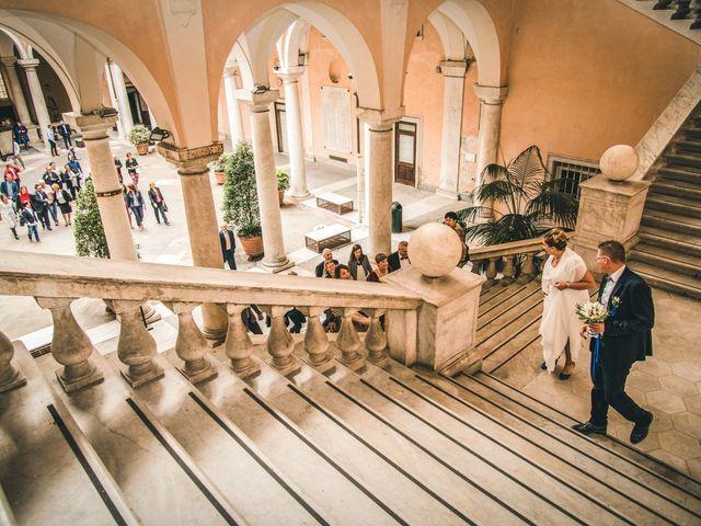 Il matrimonio di Francesco e Silvia a Genova, Genova 8