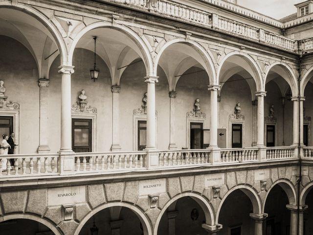Il matrimonio di Francesco e Silvia a Genova, Genova 9