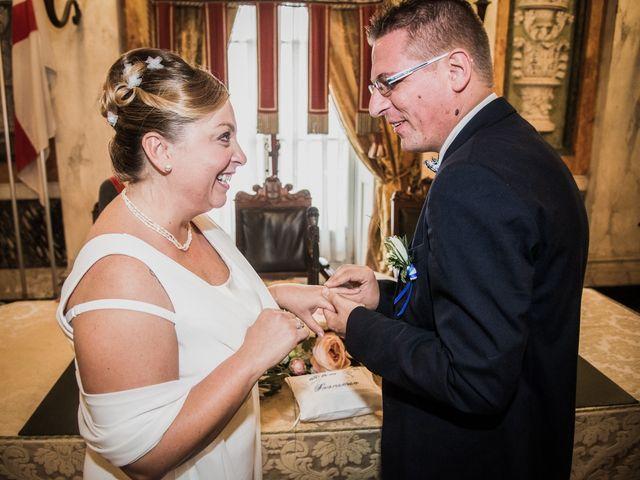 Il matrimonio di Francesco e Silvia a Genova, Genova 10