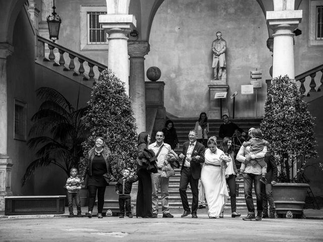 Il matrimonio di Francesco e Silvia a Genova, Genova 13