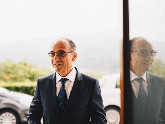 Il matrimonio di Achille e Tea a Carrodano, La Spezia 43