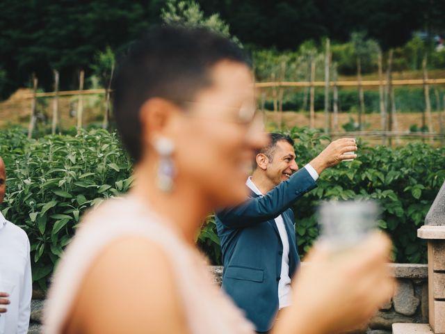 Il matrimonio di Achille e Tea a Carrodano, La Spezia 51