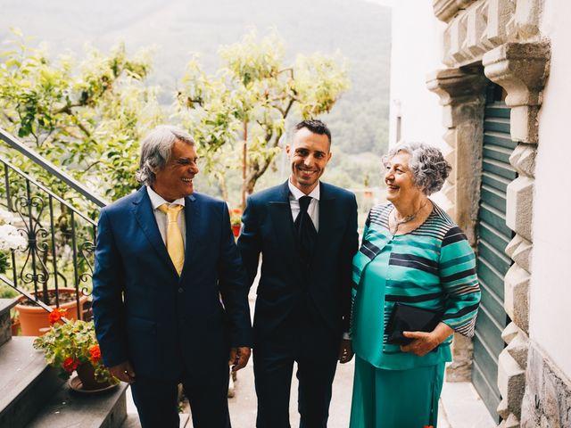 Il matrimonio di Achille e Tea a Carrodano, La Spezia 53