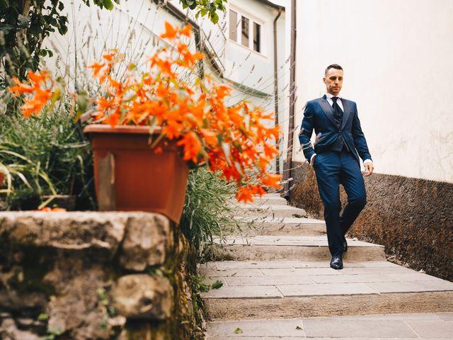 Il matrimonio di Achille e Tea a Carrodano, La Spezia 54