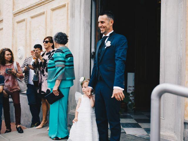 Il matrimonio di Achille e Tea a Carrodano, La Spezia 59
