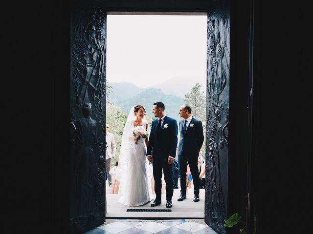 Il matrimonio di Achille e Tea a Carrodano, La Spezia 62