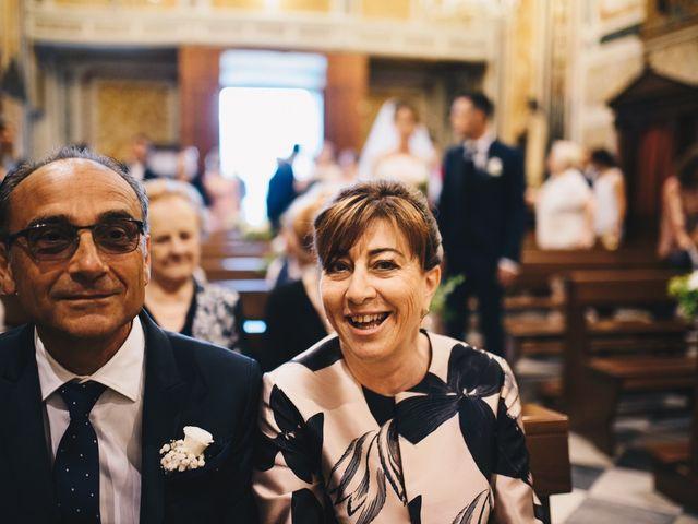 Il matrimonio di Achille e Tea a Carrodano, La Spezia 63