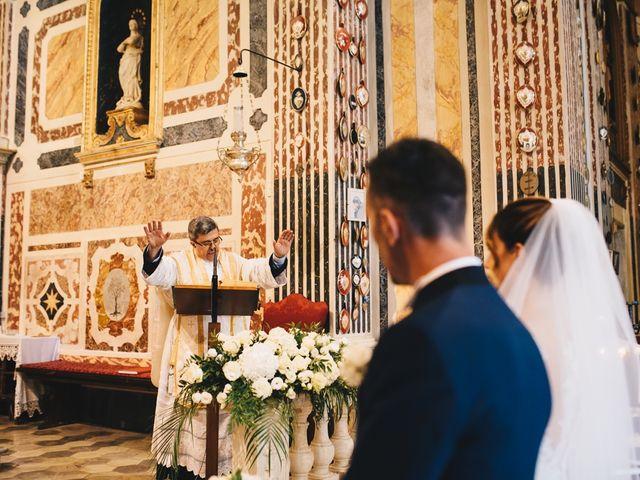 Il matrimonio di Achille e Tea a Carrodano, La Spezia 66