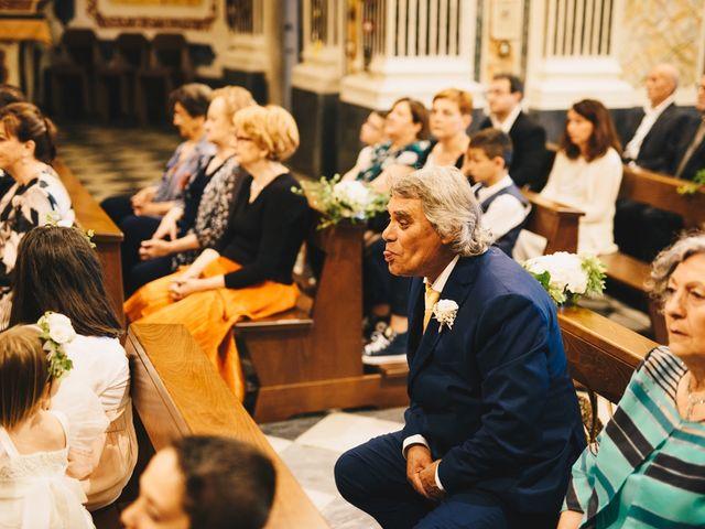Il matrimonio di Achille e Tea a Carrodano, La Spezia 68
