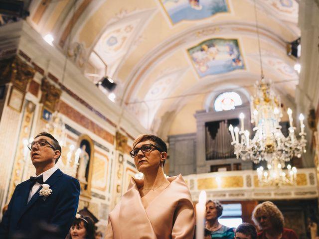 Il matrimonio di Achille e Tea a Carrodano, La Spezia 69
