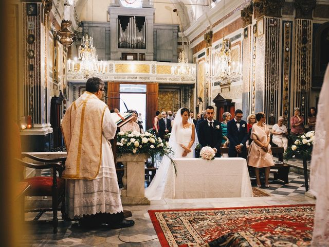 Il matrimonio di Achille e Tea a Carrodano, La Spezia 70