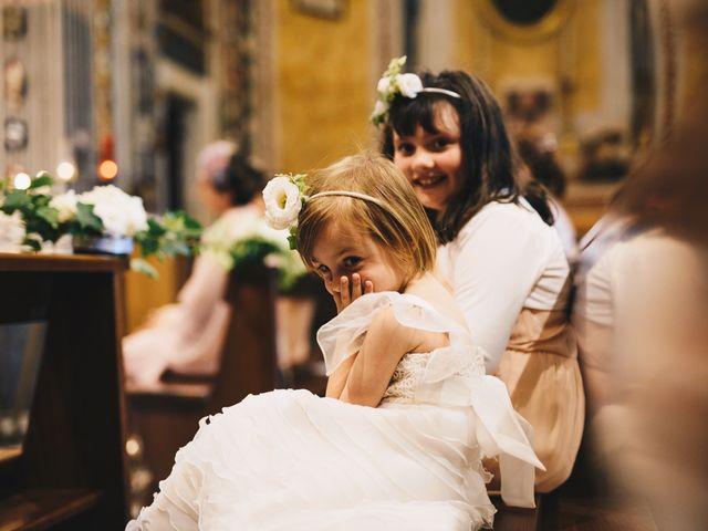 Il matrimonio di Achille e Tea a Carrodano, La Spezia 71