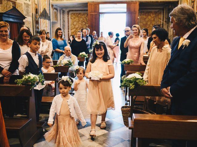 Il matrimonio di Achille e Tea a Carrodano, La Spezia 74
