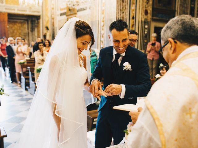 Il matrimonio di Achille e Tea a Carrodano, La Spezia 75
