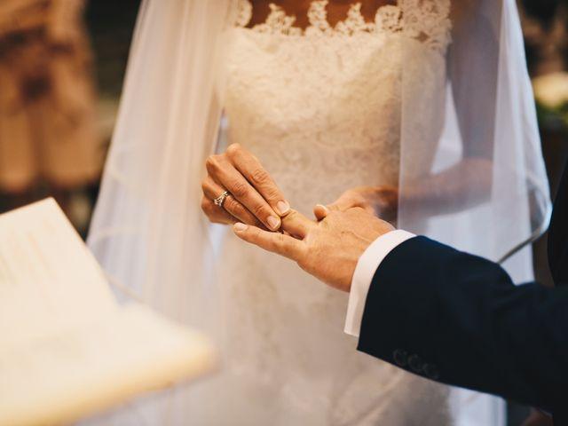 Il matrimonio di Achille e Tea a Carrodano, La Spezia 76