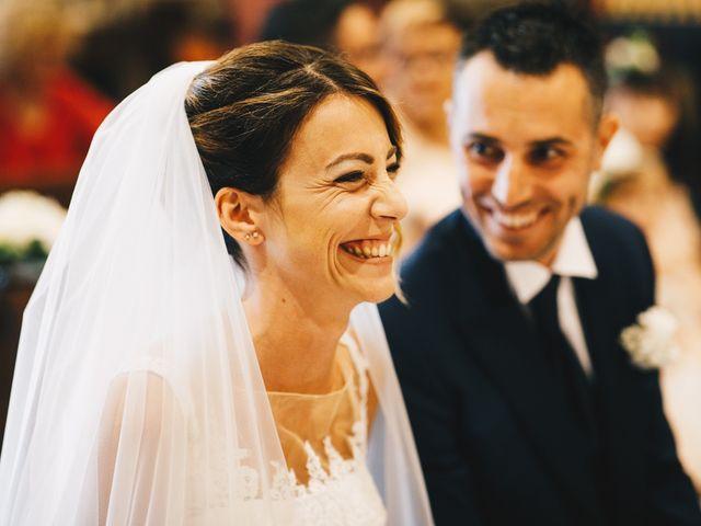 Il matrimonio di Achille e Tea a Carrodano, La Spezia 77