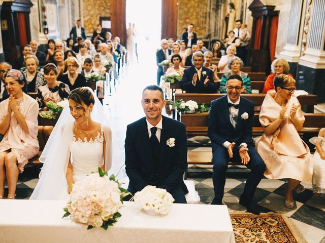 Il matrimonio di Achille e Tea a Carrodano, La Spezia 78