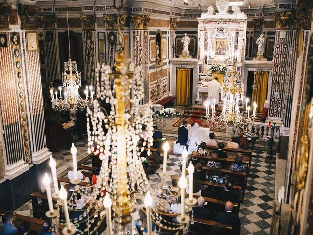 Il matrimonio di Achille e Tea a Carrodano, La Spezia 79