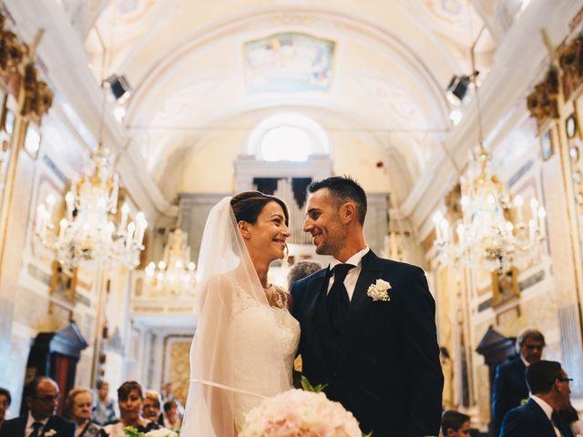 Il matrimonio di Achille e Tea a Carrodano, La Spezia 82