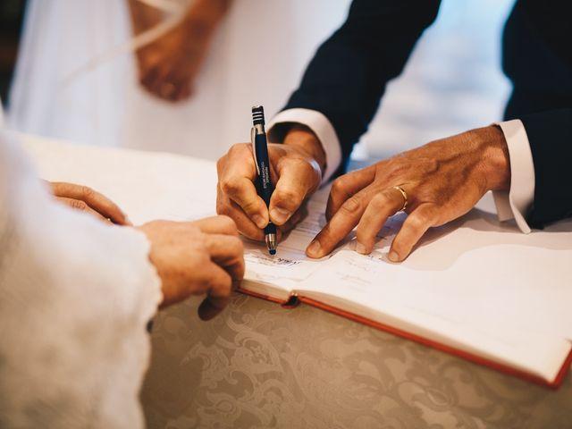 Il matrimonio di Achille e Tea a Carrodano, La Spezia 83