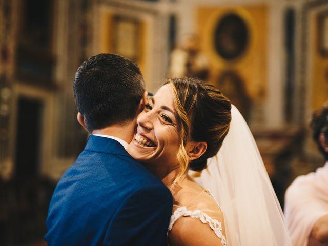 Il matrimonio di Achille e Tea a Carrodano, La Spezia 84