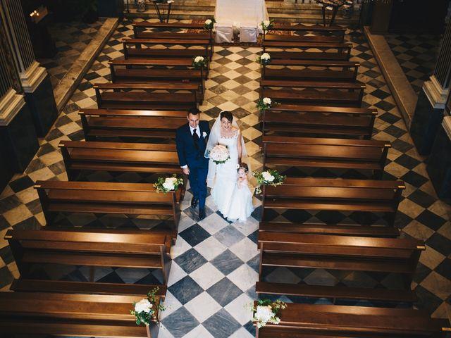 Il matrimonio di Achille e Tea a Carrodano, La Spezia 85