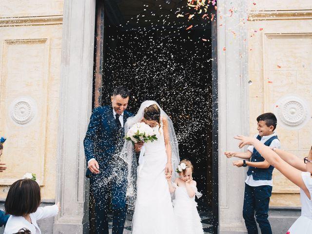 Il matrimonio di Achille e Tea a Carrodano, La Spezia 86