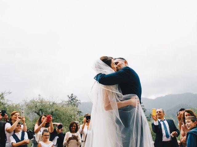 Il matrimonio di Achille e Tea a Carrodano, La Spezia 88