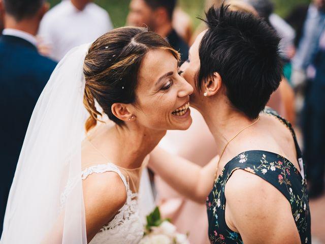Il matrimonio di Achille e Tea a Carrodano, La Spezia 89