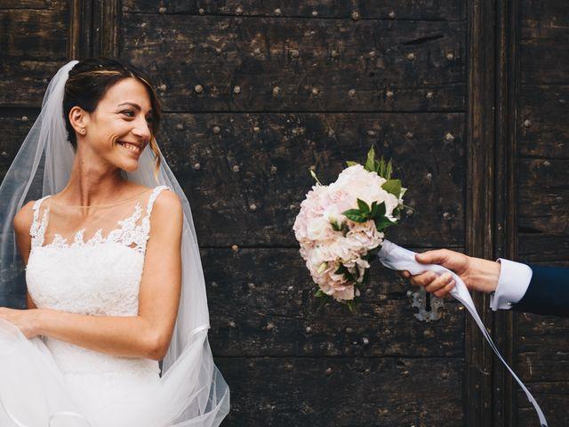 Il matrimonio di Achille e Tea a Carrodano, La Spezia 93