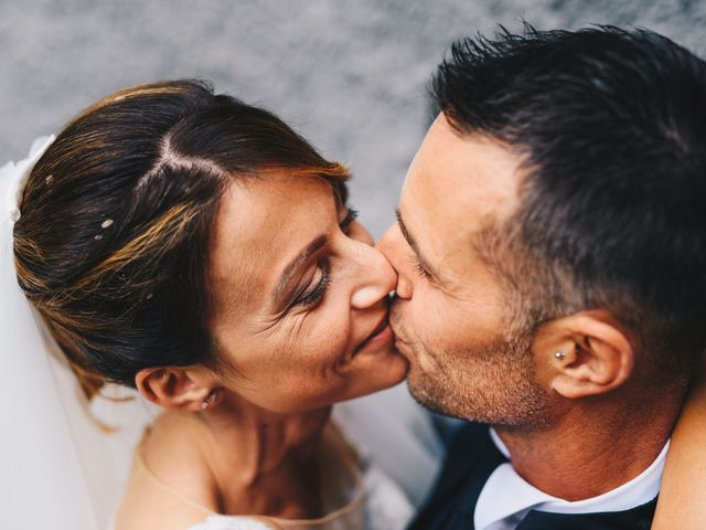 Il matrimonio di Achille e Tea a Carrodano, La Spezia 97