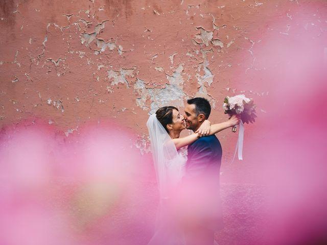 Il matrimonio di Achille e Tea a Carrodano, La Spezia 98