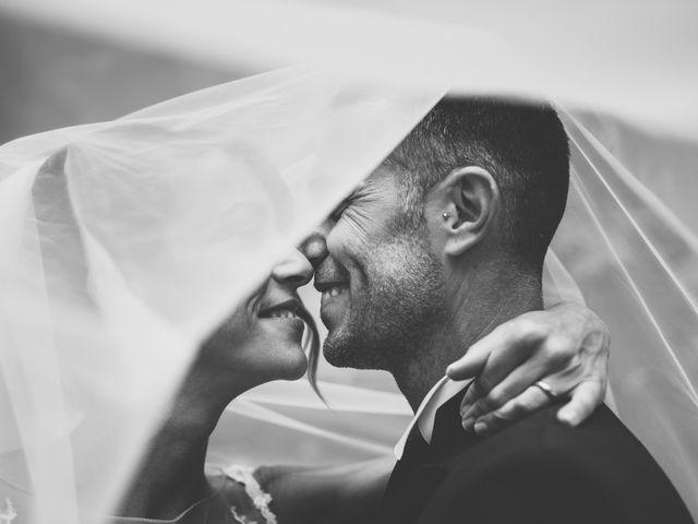 Il matrimonio di Achille e Tea a Carrodano, La Spezia 99