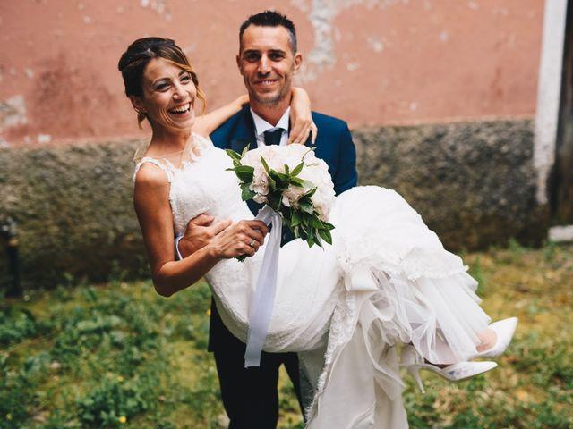 Il matrimonio di Achille e Tea a Carrodano, La Spezia 101