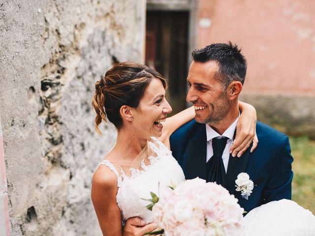 Il matrimonio di Achille e Tea a Carrodano, La Spezia 102