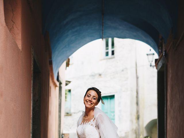 Il matrimonio di Achille e Tea a Carrodano, La Spezia 103